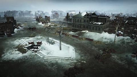 Company of Heroes 2 -Lazur Factory